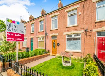 Thumbnail Terraced house for sale in Prince Leopold Street, Adamsdown, Cardiff