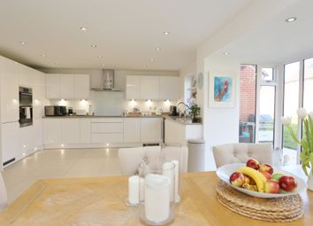 Thumbnail 5 bed detached house for sale in Horders View, Swanmore, Southampton