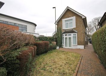 Thumbnail 3 bed detached house for sale in The Grove, Egham