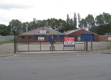 Thumbnail Industrial to let in Willowholme Industrial Estate, Site 18, Unit 1, Carlisle