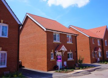 Thumbnail 4 bed detached house for sale in Kingfisher Close, Seaton