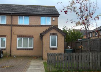 Thumbnail 3 bed terraced house to rent in Burnham Avenue, Bierley