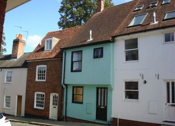 Thumbnail 2 bed terraced house to rent in Maidenburgh Street, Colchester