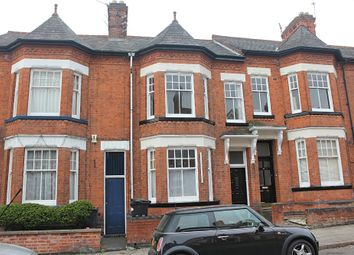 Thumbnail 5 bed terraced house for sale in Stretton Road, Leicester