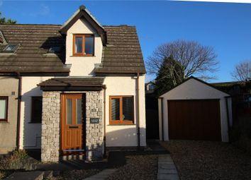 Thumbnail 2 bed semi-detached house for sale in 8 Eccleston Meadow, Flookburgh, Grange-Over-Sands, Cumbria