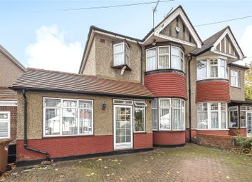 Thumbnail 3 bed semi-detached house for sale in Church Drive, Harrow, Middlesex