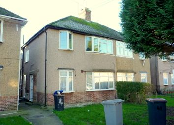 Thumbnail 2 bedroom maisonette to rent in Priory Close, Sadbury Hill