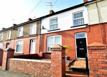 Thumbnail 3 bed terraced house for sale in Duffryn Bach Terrace, Church Village, Pontypridd
