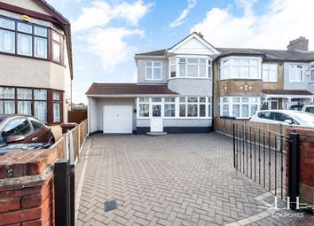 Thumbnail 3 bed semi-detached house for sale in Laurel Crescent, Romford