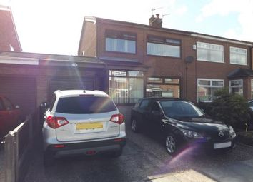 Thumbnail 3 bed semi-detached house for sale in Kelsall Avenue, Sutton Manor, St. Helens, Merseyside