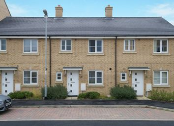 Thumbnail 3 bedroom terraced house for sale in Buttercup Avenue, Eynesbury, St. Neots