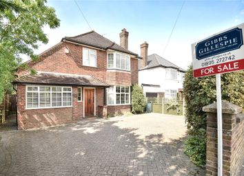 4 bed detached house for sale in Belmont Road, Uxbridge, Middlesex UB8