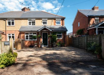 Hazelmoor Lane, Gallowstree Common, Reading RG4. 4 bed semi-detached house