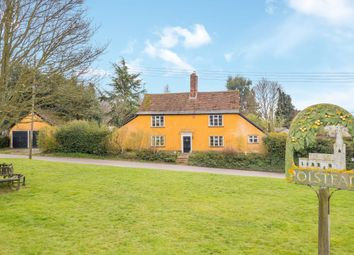 3 bed detached house for sale in The Green, Polstead, Colchester CO6