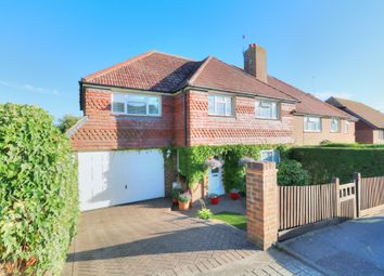 Thumbnail 4 bed semi-detached house for sale in Beacon Hill, Ovingdean, Brighton