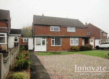 Thumbnail 2 bed semi-detached house to rent in Bournes Hill, Halesowen