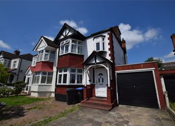 Thumbnail 4 bedroom semi-detached house to rent in Stilecroft Gardens, Wembley