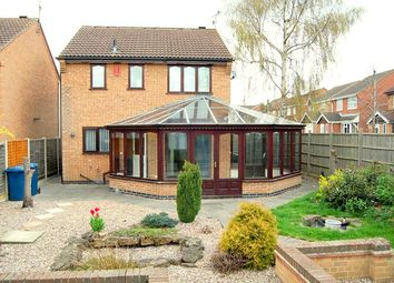 Thumbnail 3 bed detached house to rent in Ringstead Close, West Bridgford, Nottingham