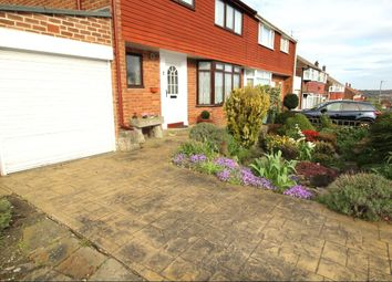 Thumbnail 3 bed semi-detached house for sale in Coniston Avenue, Whickham, Newcastle Upon Tyne
