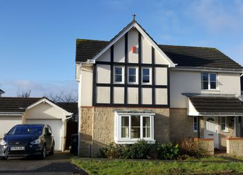 Thumbnail 4 bed detached house to rent in Woodfield Crescent, Ivybridge