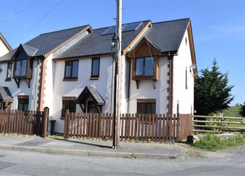Thumbnail 5 bed semi-detached house for sale in 3, Ti'r Grasau, Adfa, Newtown, Powys