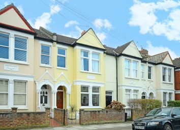 Thumbnail 3 bed terraced house to rent in Strathville Road, Earlsfield