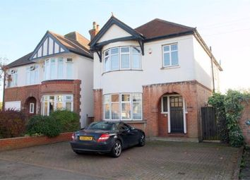 Thumbnail 3 bed detached house to rent in Park Avenue, Staines-Upon-Thames