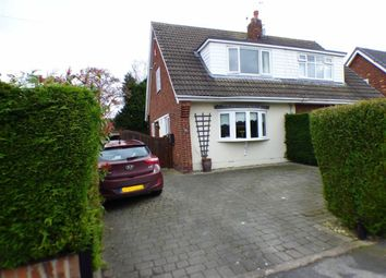 Thumbnail 3 bed property for sale in Dukes Crescent, Sandbach