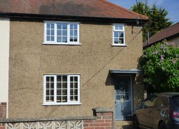 Thumbnail 3 bed semi-detached house for sale in Fairfield Road, Ongar, Essex.