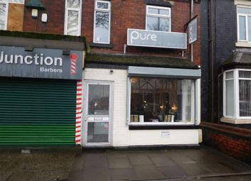 Thumbnail Retail premises to let in High Lane, Stoke-On-Trent, Staffordshire