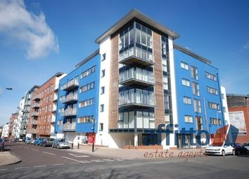 Thumbnail 1 bed flat to rent in Jupiter Apartments, Europa Building, Sherborne Street