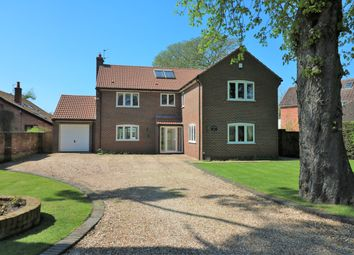 Thumbnail 1 bed detached house for sale in The Green, Old Buckenham