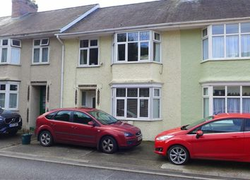 Thumbnail 3 bed terraced house for sale in Broadway, Aberystwyth, Ceredigion