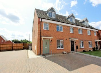 Thumbnail 3 bed end terrace house for sale in Market Rasen Drive, Bourne