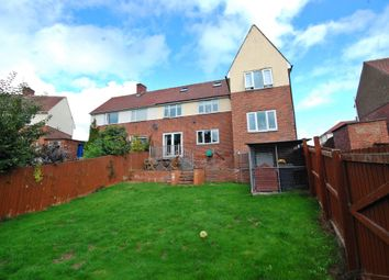 Thumbnail 3 bed semi-detached house to rent in Rowley Crescent, Esh Winning, Durham