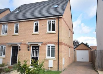 Thumbnail 3 bed property to rent in Buckland View, Bideford, Devon