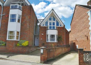 Thumbnail 3 bed end terrace house to rent in Lymington, Hampshire