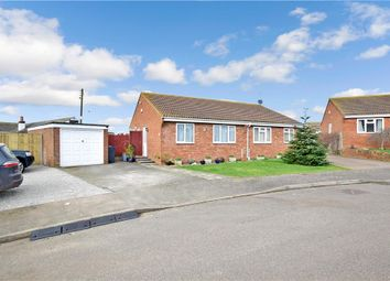 Thumbnail 2 bed semi-detached bungalow for sale in Heritage Close, Seasalter, Whitstable, Kent