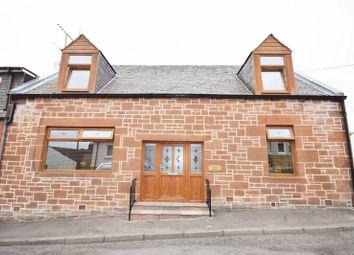 Thumbnail 2 bed end terrace house for sale in Castlehill, New Cumnock, Cumnock