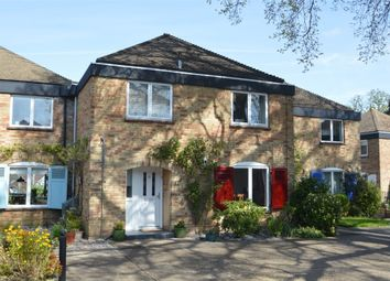 Thumbnail 3 bed terraced house for sale in Pine Grove Mews, Weybridge, Surrey