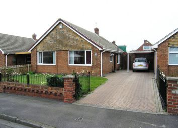 Thumbnail 2 bed bungalow for sale in Pennine Crescent, Redcar