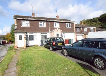Thumbnail 3 bed end terrace house for sale in Ogmore Close, Tilehurst, Reading, Berkshire