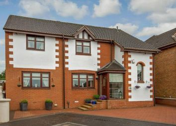 Thumbnail 4 bed detached house for sale in Halpin Close, Bellshill, North Lanarkshire
