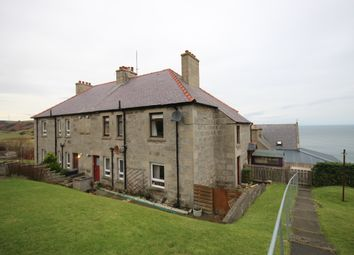 Thumbnail 3 bedroom duplex for sale in 6 Craigen Terrace, Gardenstown