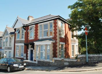 Thumbnail 1 bedroom flat to rent in Maple Grove, Mutley, Plymouth