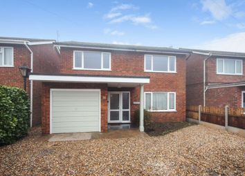 Thumbnail 4 bedroom detached house for sale in Market Street, Shipdham, Thetford