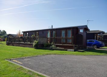Thumbnail 2 bed mobile/park home for sale in Amotherby, Malton