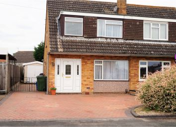 Thumbnail 3 bedroom semi-detached house for sale in Beech Close, Wellington Telford