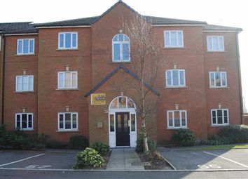 Thumbnail 2 bed flat for sale in Vanguard Close, Bury, Greater Manchester