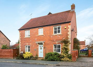 Thumbnail 4 bed detached house for sale in Pennymoor Drive, Middlewich